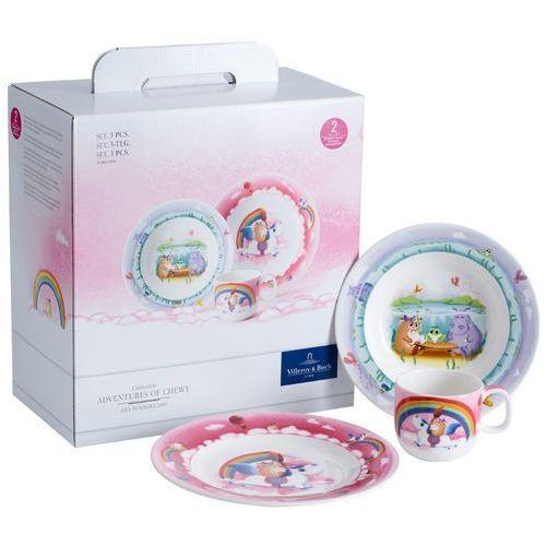lily zestaw 3-częściowy dla dzieci marki Villeroy&boch