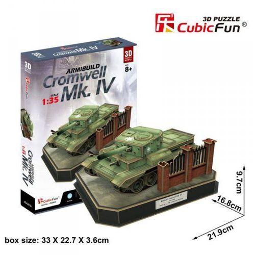 Cubicfun Puzzle 3d armibuild cromwell mk iv 157 elementów (6944588242039)