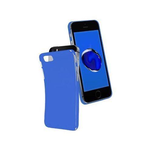 Sbs  cool cover tecoolipseb iphone se/5s/5 (niebieski) - produkt w magazynie - szybka wysyłka!