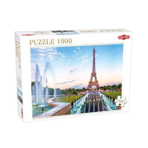 Puzzle Eiffel Tower 1000 (6416739538679)