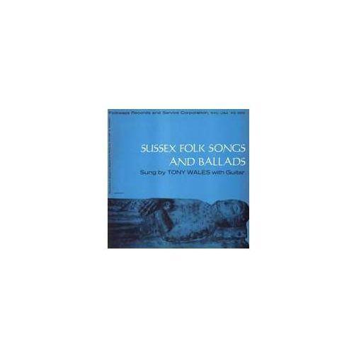 Sussex Folk Songs And Ballads - produkt z kategorii- Pozostała muzyka
