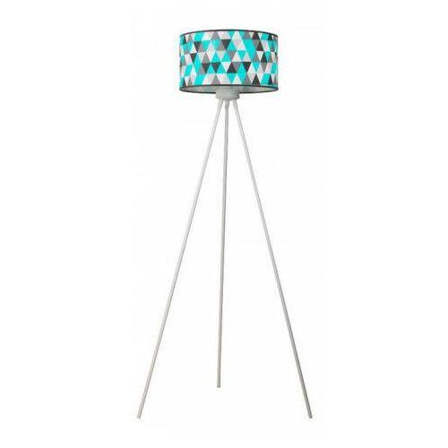 Nowoczesna lampa stojąca trójnóg - EX498-Demetes, lampex_885/ST B