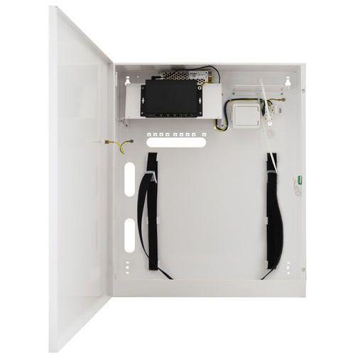 Switch 5-portowy S54-CR dla 4 kamer IP w obudowie z miejscem na rejestrator, 54-CR