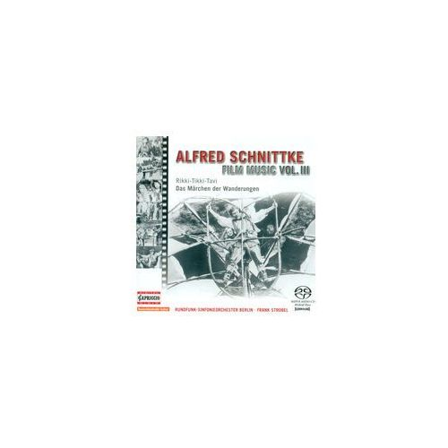 Capriccio Film music vol. 3 - rikki - tikki - tavi