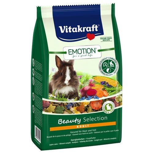 Vitakraft Emotion Beauty dla królików 1.5kg, 5792