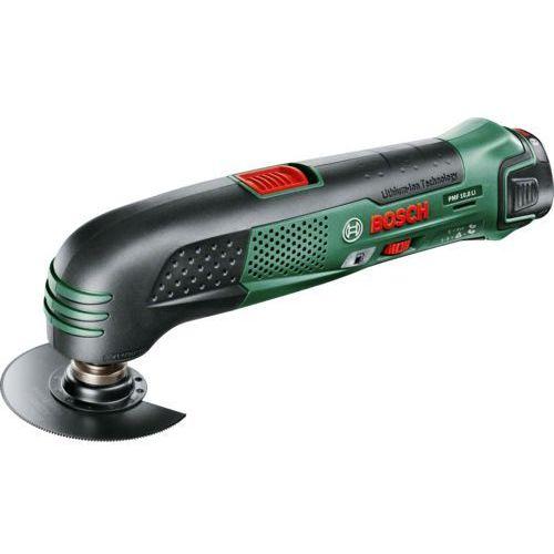 Bosch urządzenie wielofunkcyjne PMF 10,8 Li 1 akumulator