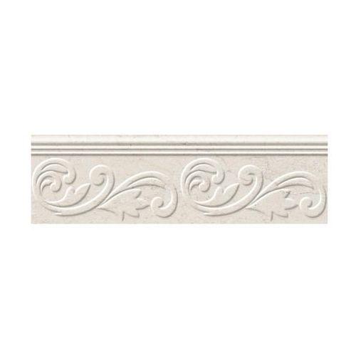 Listwa ceramiczna crema marfil 9 x 30 marki Golden tile
