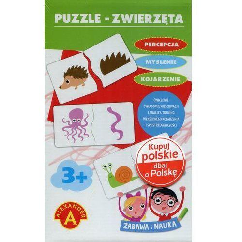 Puzzle Zwierzęta (5906018018325)
