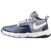 Nike Performance TEAM HUSTLE D 8 Obuwie do koszykówki midnight navy/white/cool grey (0886551093964)