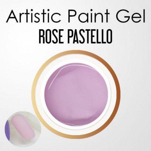 Nails Company ARTISTIC PAINT GEL PASTA 5g - ROSE PASTELLO (róż)