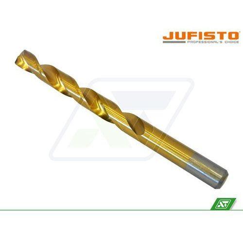 Wiertło do metalu Jufisto 2.0 HSS-Tytan
