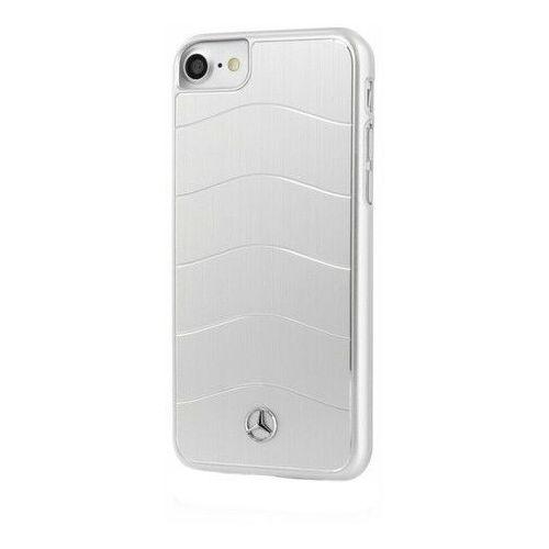 Mercedes Etui hard do iPhone 7 srebrne (MEHCP7CUSALSI) Darmowy odbiór w 20 miastach!, ORG002736