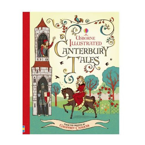 Illustrated Canterbury Tales, Chaucer, Geoffrey