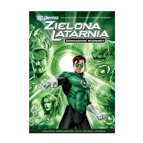 Film GALAPAGOS Zielona Latarnia. Szmaragdowi wojownicy Green Lantern: Emerald Knights