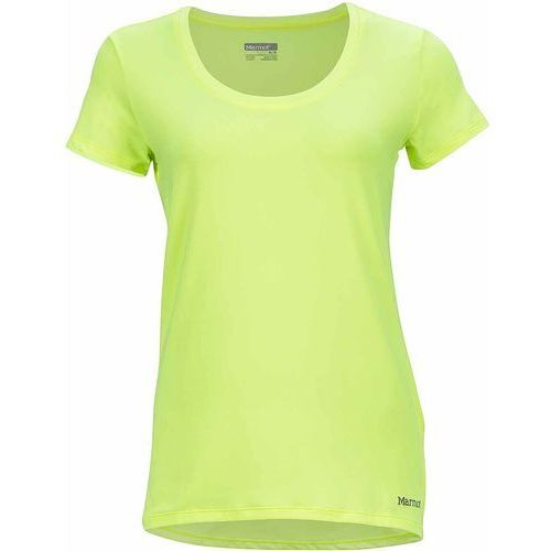 koszulka sportowa wm's all around tee ss hyper yellow xs marki Marmot
