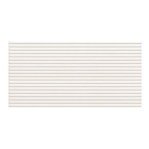Glazura Femme Arte 22,3 x 44,8 cm white stripes 1,5 m2 (5907602101898)