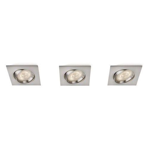 Galileo Oprawa Punktowa Nikiel LED 3X4W 230V (8718291445166)