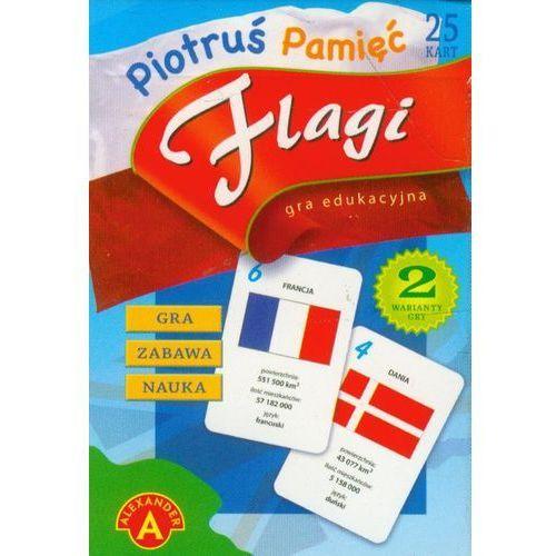 Z.p. alexander Karty piotruś flagi - dostawa gratis, szczegóły zobacz w sklepie (5906018004892)