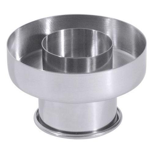 Forma metalowa do wycinania pączków oponek, o średnicy 40/80 mm | CONTACTO, 683/080