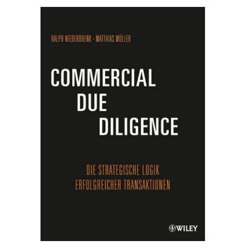 Commercial Due Diligence (9783527506682)