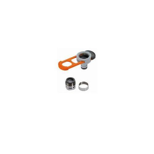 Adapret do kranów wewnętrznych GW M24 / GZ M22 plastikowe GARDENA OGS (4078500818704)