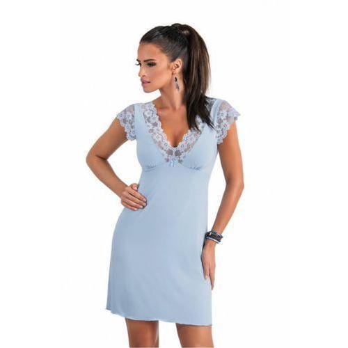 Koszula nocna model sandra blue, Donna