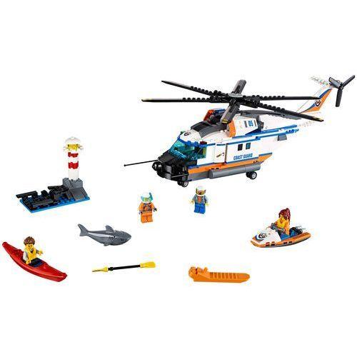 60166 HELIKOPTER RATUNKOWY DO ZADAŃ SPECJALNYCH (Heavy-duty Rescue Helicopter) KLOCKI LEGO CITY