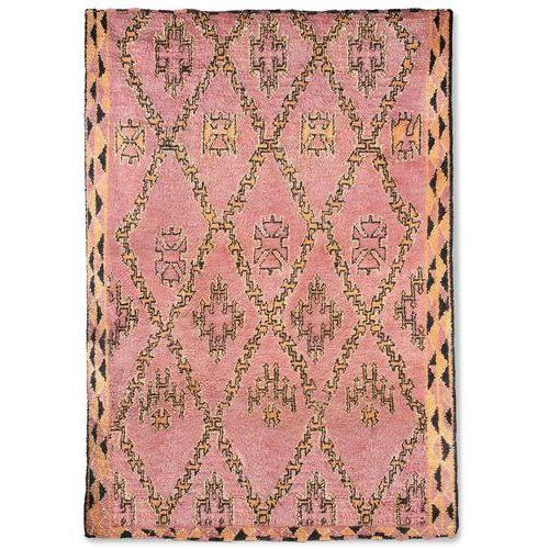 HK Living Ręcznie tkany wełniany dywan berberyjski kolor terra/pomarańczowy (250x350) TTK3043 (8718921034135)
