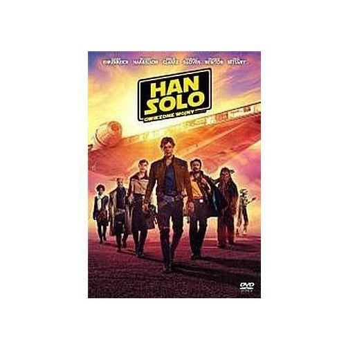 HAN SOLO: GWIEZDNE WOJNY - HISTORIE (DVD) (Płyta DVD) (7321917506779)