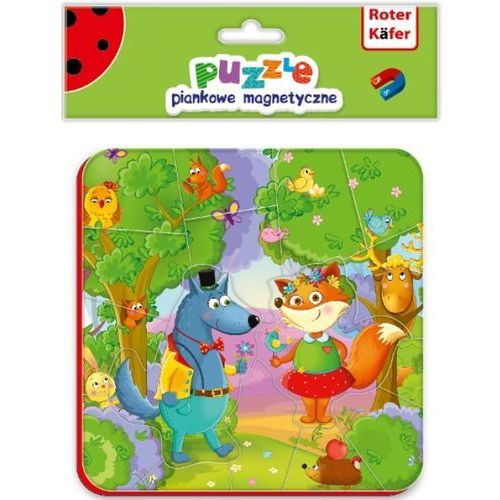 Puzzle magnetyczne historie foam magnetic rk1304 06 - marki Roter kafer