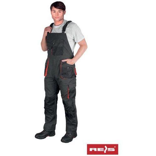 promocja! Spodnie robocze ogrodniczki FORECO-B