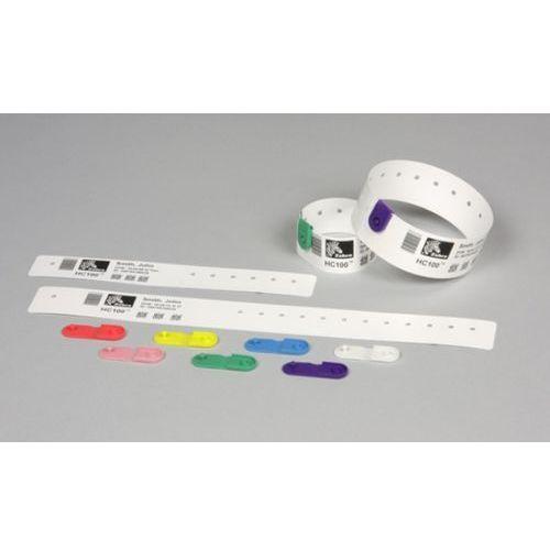 Opaski dla dorosłych quickclip do drukarki  hc100 marki Zebra