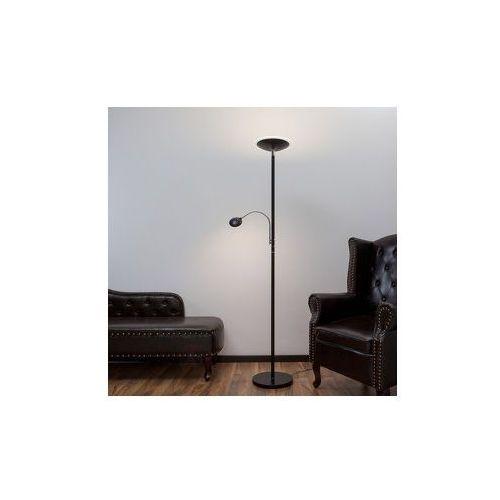 Lampa stojąca Malea z LED, z ramieniem do czytania (6291105701655)