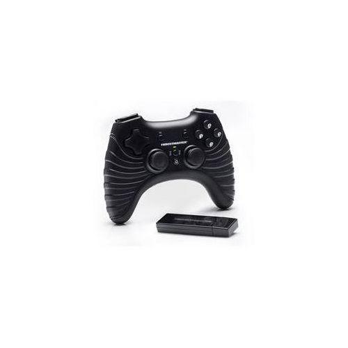 Gamepad wireless dla pc a ps3 (4060058) czarny marki Thrustmaster