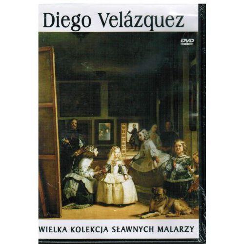 Oxford educational Diego velazquez. wielka kolekcja sławnych malarzy dvd