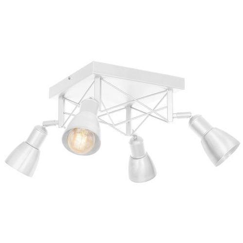 Luminex Gordon 1419 plafon lampa sufitowa 4x60W E27 biały, 1419