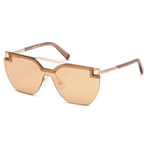 Okulary Słoneczne Dsquared2 DQ0275 Donatella 38Z