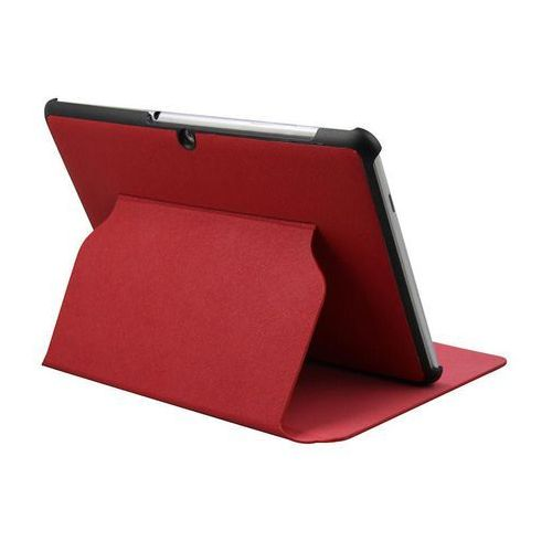"""Qoltec Etui premium na tablet galaxy tab2/ p5100 10.1"""", czerwony"""