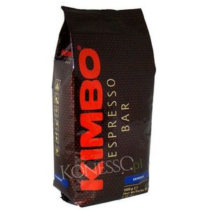 Kawa włoska  extreme - top quality 1kg ziarnista marki Kimbo