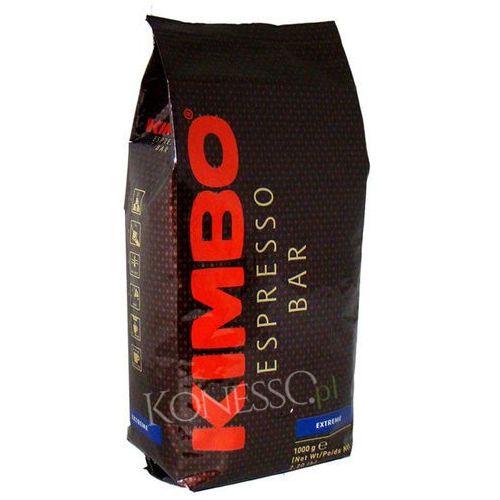 OKAZJA - Kawa włoska  extreme - top quality 1kg ziarnista marki Kimbo