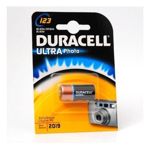 bateria dl 123 marki Duracell