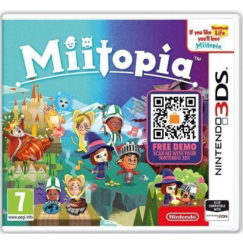 Nintendo Miitopia / 3DS