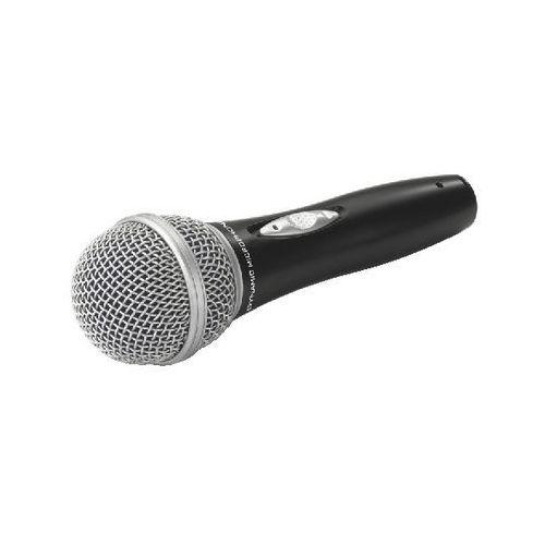 Mikrofon przewodowy dynamiczny dm-3200 marki Monacor