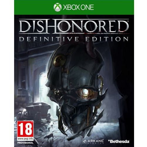 OKAZJA - Dishonored Definitive Edition (Xbox One)