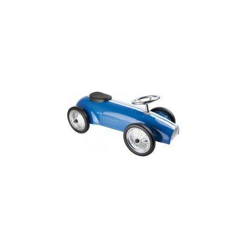 Jeździk metalowy dla Dzieci Niebieski Bolid, 6507