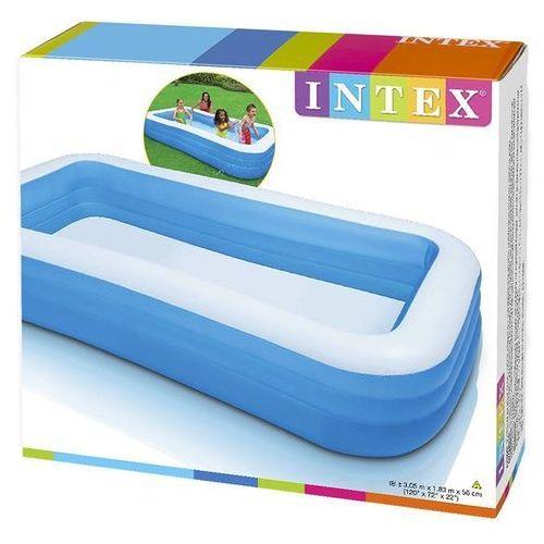 Intex Basen rodzinny dmuchany 305x182x56cm
