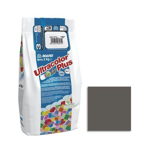 Mapei Fuga cementowa ultracolor 114 antracyt 2 kg