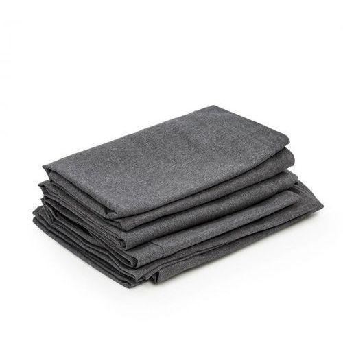 Blumfeldt Titania Dining Set, Pokrowce tapicerskie, 10 części, 100% poliester, ciemnoszary