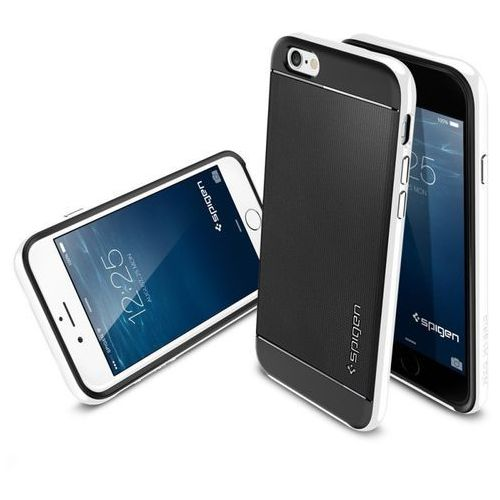 Etui SPIGEN do iPhone 6 Plus Case Neo Hybrid Series Infinity Biały
