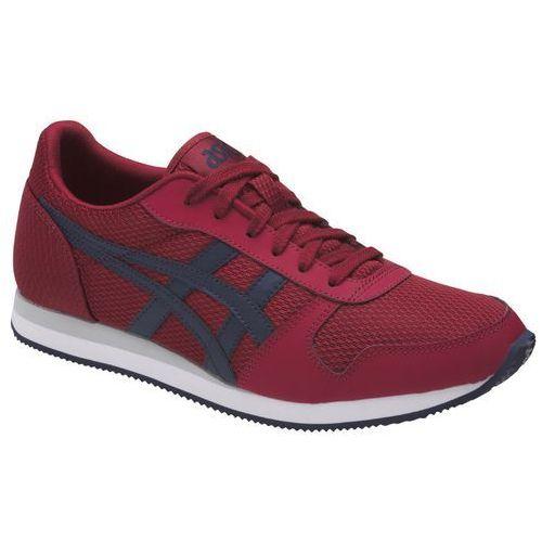 Asics Męskie buty cureo 2 hn7a0 - 2658 ciemny czerwony 44